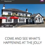 The Jolly Coopers pub in Epsom recently changed ownership and underwent a complete refurbishment. The opening was preceded by a vigorous social media campaign and the launch of the website was planned to coincide with the opening day. The website is a fully responsive CMS website and features a parallax image display.